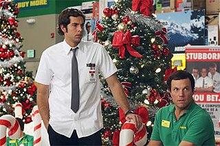 Chuck Versus Santa Claus 11th episode of the second season of Chuck