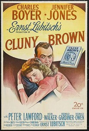 Cluny Brown - Image: Cluny Brown