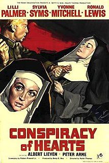 <i>Conspiracy of Hearts</i> 1960 film