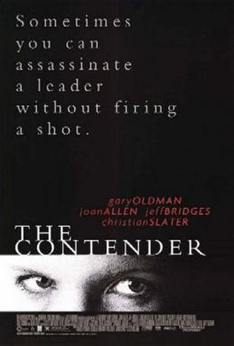 The Contender (2000 film) - Theatrical poster