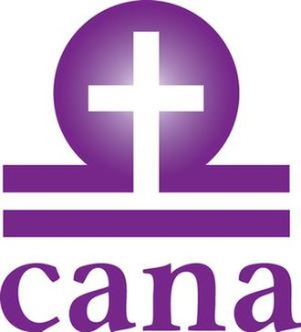 Convocation of Anglicans in North America - Image: Convocation of Anglicans in North America Logo