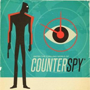 CounterSpy (video game) - Image: Counterspy store artwork