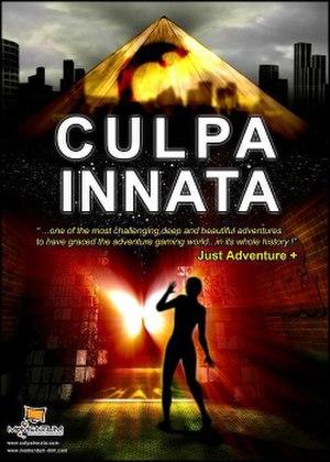 Culpa Innata - Cover art
