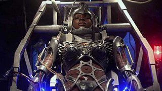 Cyberwoman 2006 Torchwood episode