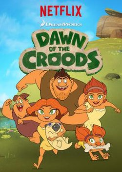 Dawn of the Croods Temporada 1 720p Dual Latino/Ingles