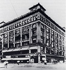 dayton s department store in 1903