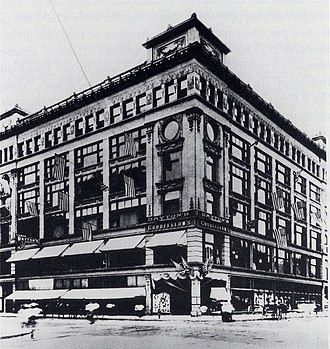 Target Corporation - Dayton's Department Store in 1903