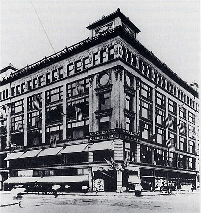 Dayton's Department Store in 1903 Daytons Dept Store 1903.jpg