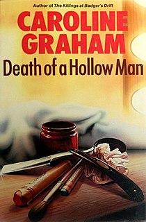<i>Death of a Hollow Man</i> Book by Caroline Graham