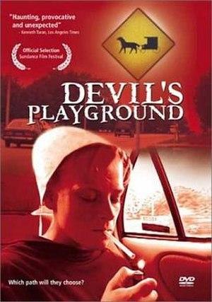 Devil's Playground (2002 film) - DVD Cover