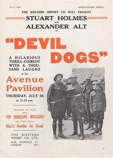 <i>Devil Dogs</i> (film) 1928 film