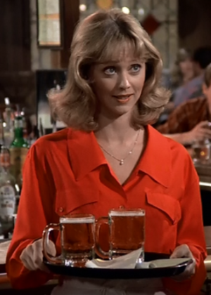 "Diane Chambers - in ""An American Family"" (season 3, episode 9)"