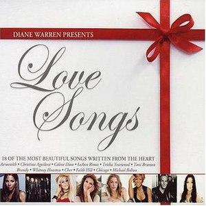Diane Warren Presents Love Songs - Image: Diane Warren Love Songs