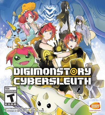 Picture of a game: Digimon Story Cyber Sleuth