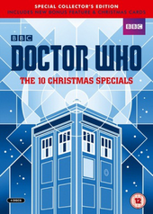 Dr Who Christmas Special.List Of Doctor Who Christmas And New Year S Specials Wikipedia