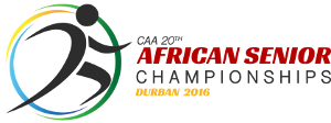 2016 African Championships in Athletics - Image: Durban 2016logo