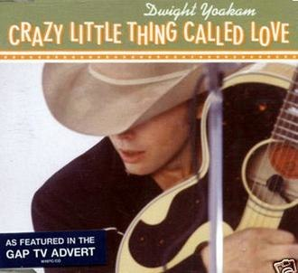 Crazy Little Thing Called Love - Image: Dwight Crazy Little Thing Called Love
