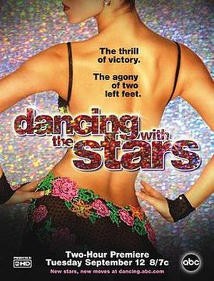 Dancing with the Stars (U.S. season 3) - Image: Dwts 3poster