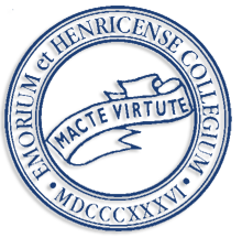 Emory & Henry College Seal