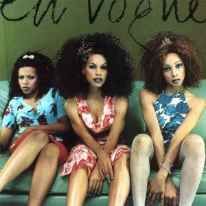 EV3 - Image: En Vogue EV3 album cover