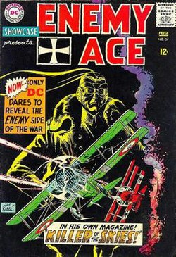Enemy Ace Showcase cover.jpg