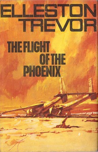 The Flight of the Phoenix - First edition cover