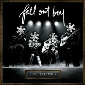 Live in Phoenix - Image: Fob live in Phoenix Cd