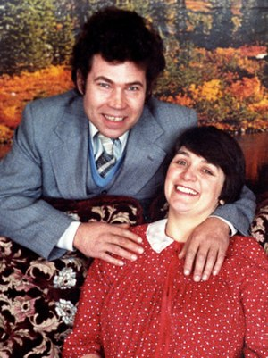 Fred West - Fred and Rose in the mid-1980s