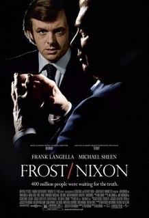 <i>Frost/Nixon</i> (film) 2008 historical drama film