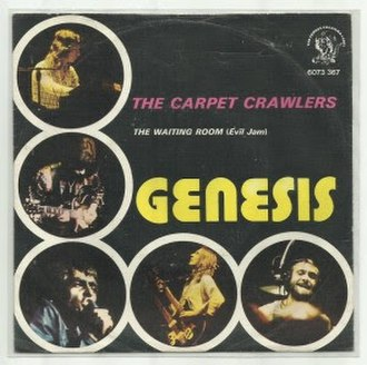 The Carpet Crawlers - Image: Genesis The Carpet Crawlers