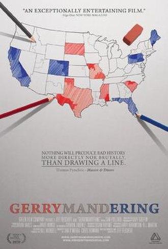 Gerrymandering (film) - Theatrical poster