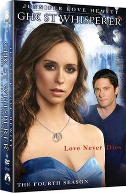 ghost whisperer viaplay
