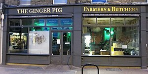 Ginger Pig - The branch in Shepherd's Bush
