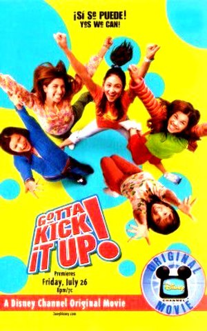 Gotta Kick It Up! - Promotional advertisement