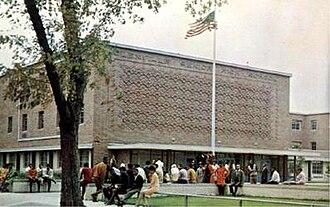 Glenville High School - Glenville High School 1966