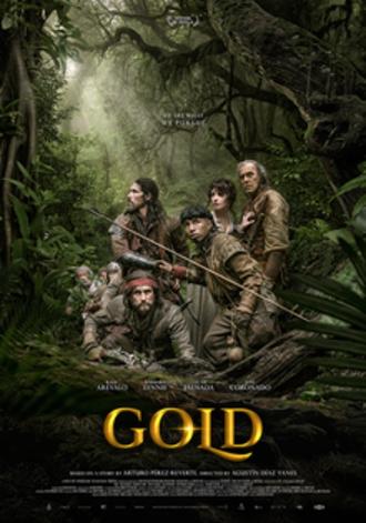 Gold (2017 film) - Film poster