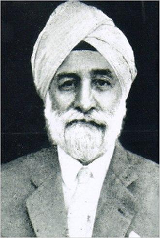 Gurnam Singh - Image: Gurnam Singh ex CM Punjab India