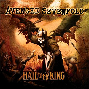 Hail to the King (song) - Image: Hail to the king single cover