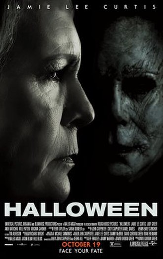 Halloween (2018 film) - Theatrical release poster