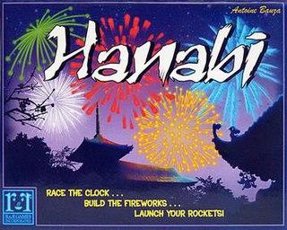 <i>Hanabi</i> (card game) Card game