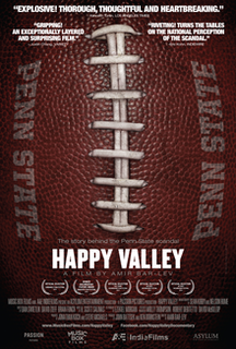 <i>Happy Valley</i> (film) 2014 documentary film directed by Amir Bar-Lev