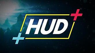HUD (TV program) - Image: Heads Up Daily Logo