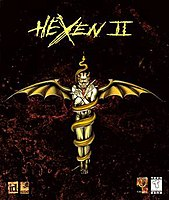 Picture of a game: Hexen II