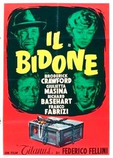 1955 film by Federico Fellini