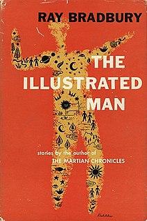<i>The Illustrated Man</i>