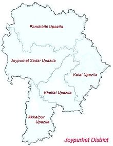 Joypurhat District - Wikipedia