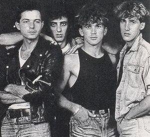 Jugosloveni - The 1986 Jugosloveni lineup