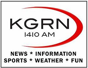 KGRN - Image: KGRN 1410AM logo