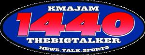 KMAJ (AM) - Image: KMAJ (AM) logo