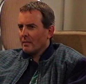 Michael Attwell - As Kenny Beale in EastEnders
